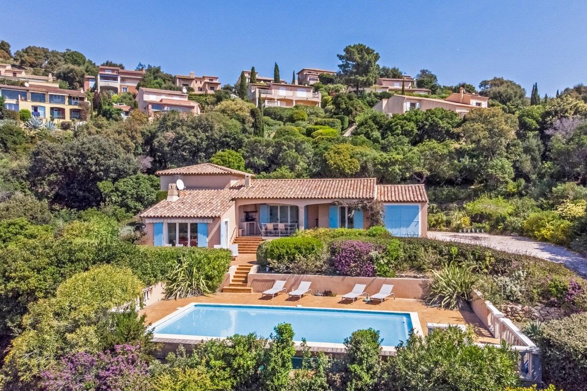 Villa met zwembad te huur Les Issambres