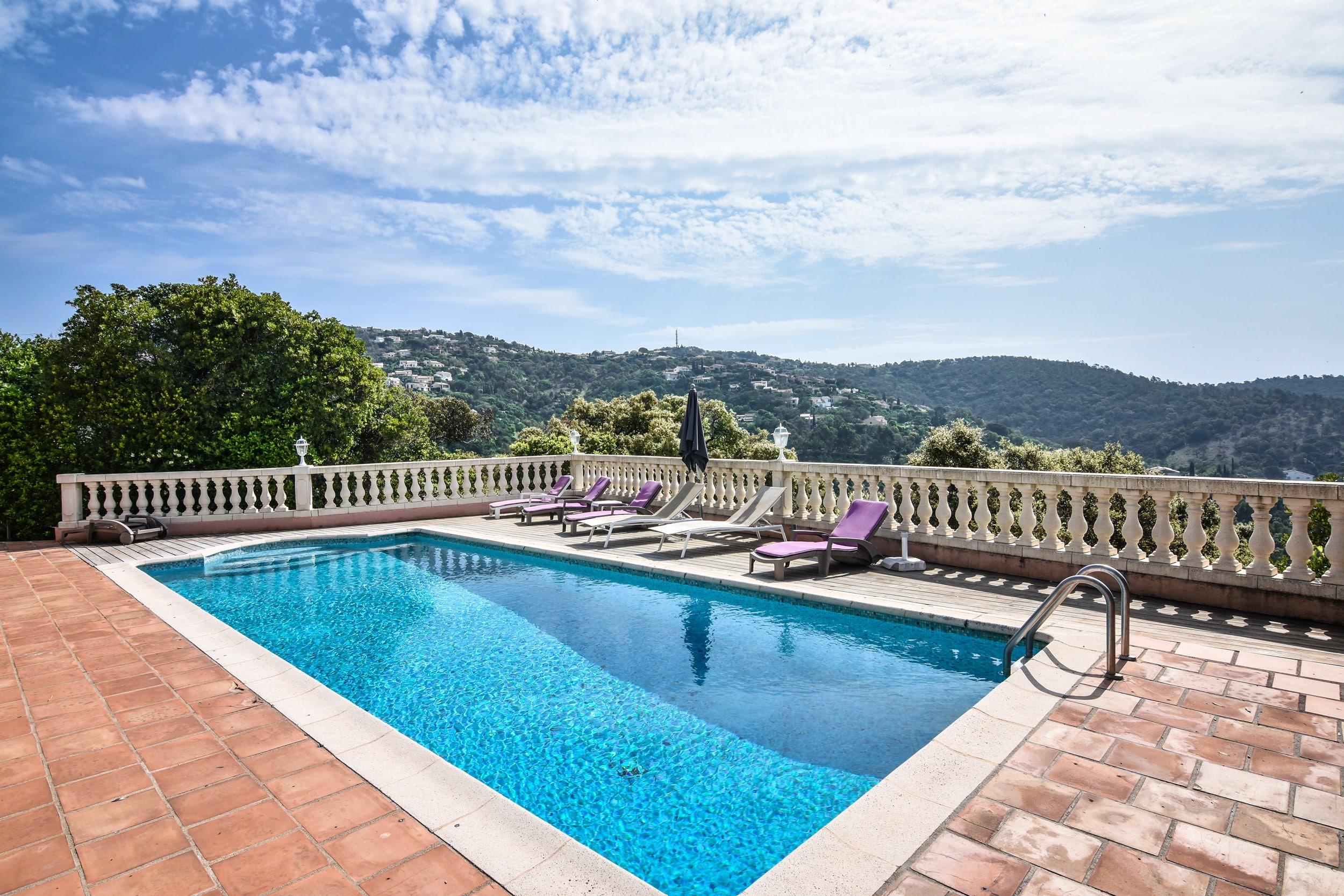 Villa in Les Issambres - espritdusud