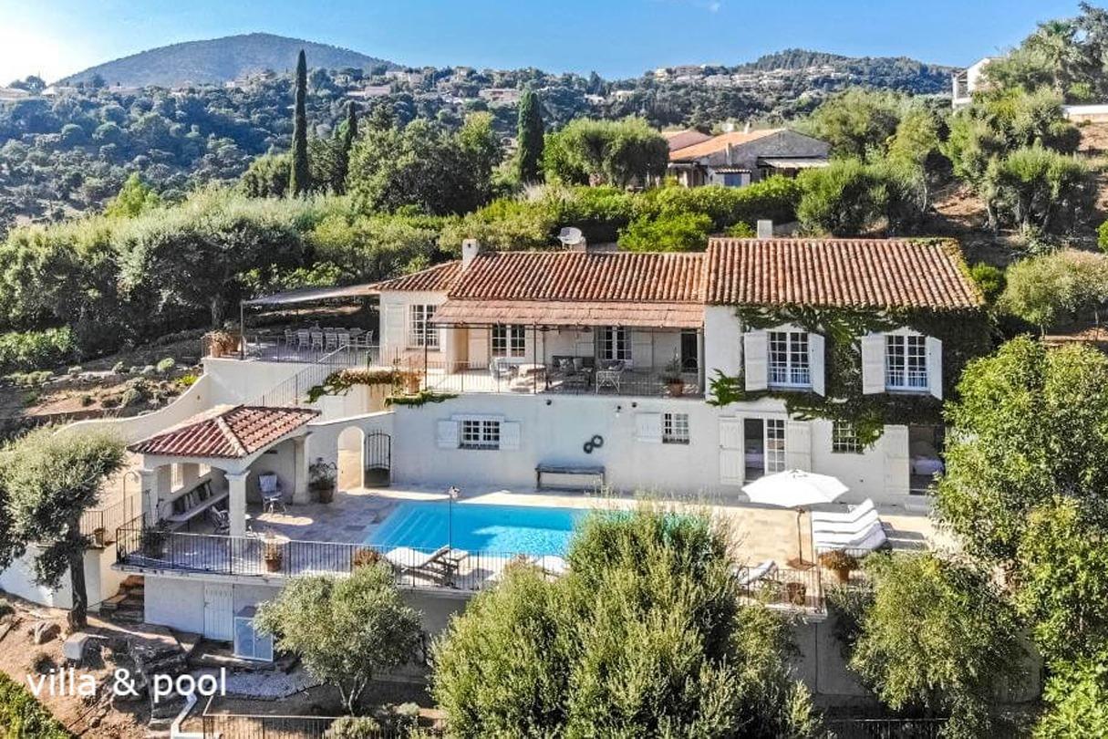 espritdusud - Villa met zwembad in Les Issambres