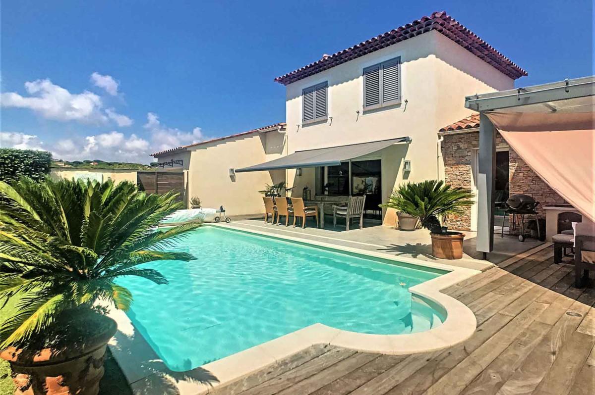 Villa met zwembad - espritdusud
