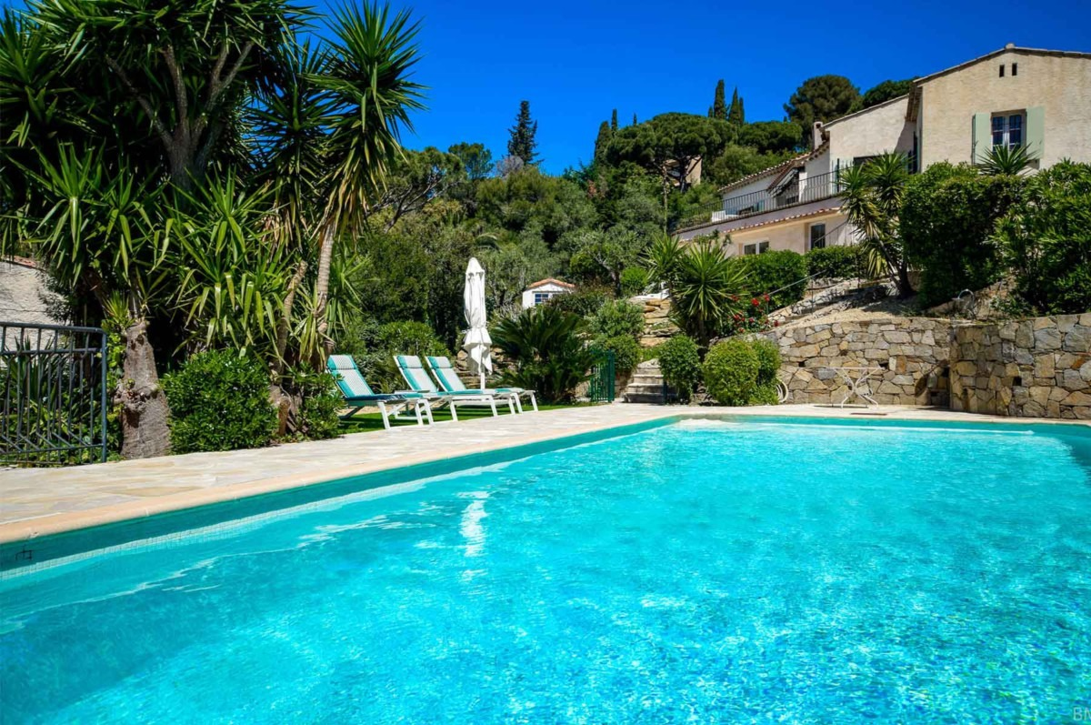 Villa met zwembad te huur in Les Issambres - espritdusud